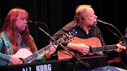 Lynn Langham and Doug Gill July 18 Sculpterra - Uploaded by Steve Key