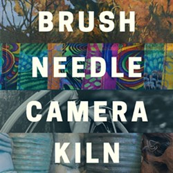 Brush, Needle, Camera, Kiln Exhibition - Uploaded by the1artery 3