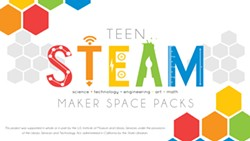 Teen STEAM Maker Space Packs (Kit 5)-The Santa Maria Public Library - Uploaded by Mary Housel