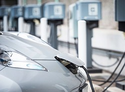 PHOTO COURTESY OF CALEVIP - CHARGE IT On Aug. 5, CALeVIP will start accepting applications on a first-come, first-served basis from those who want to install electric vehicle (EV) charging stations in San Luis Obispo, Santa Barbara, and Ventura counties.