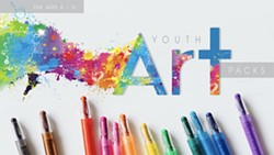 Youth Art Packs - Uploaded by Mary Housel