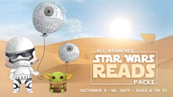 Star Wars Reads Packs - Uploaded by Mary Housel