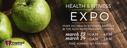The central coast's largest health & fitness expo. - Uploaded by Lani Colhouer