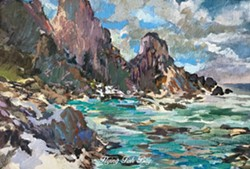 Flying Fish Bay - Uploaded by Art Central 1