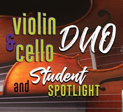 Maurice Sklar and Hilary Clark are the Violin & Cello DUO - Uploaded by Robin Smith