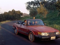 The Sideways Saab will be at foxen7200 on Saturday, May 11th! - Uploaded by Gisselle Solis