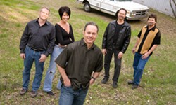 Martin Paris Band - Uploaded by Robert Hall Winery