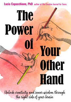 """Dr. Lucia Capacchione """"The Power of Your Other Hand"""" - Uploaded by St. Benedict's Church"""