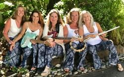 Summit Sisters Play Paso! - Uploaded by Suzanne Suwanda