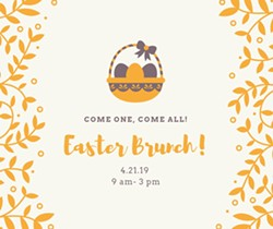 Easter Brunch - Uploaded by Carlton Atascadero