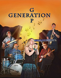 Generation Gap, Classic and Contemporary Rock Hits - Uploaded by Douglas Shelton
