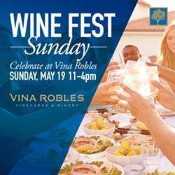 Wine Fest Sunday at Vina Robles - Uploaded by Vina Robles