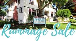 Rummage Sale at Hospice SLO County - Uploaded by Jessie Wathen