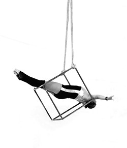 Aerial Cube Workshop from 6-8 p.m. on May 31 at Levity Academy - Uploaded by Jamie Relth