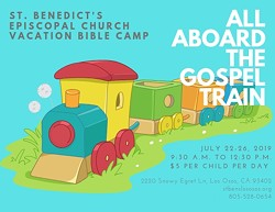 St. Benedict's Vacation Bible Camp - Uploaded by St. Benedict's Church