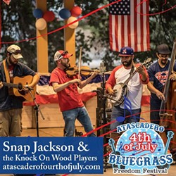 Snap Jackson and the Knock on Wood Players - Uploaded by Heather A Young