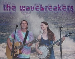 The Wavebreakers Band - Uploaded by Wendy Stockton