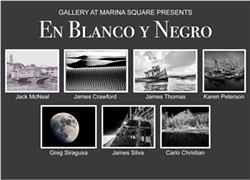 A Group Black and White Photography show in Gallery at Marina Square - Uploaded by Gregory Siragusa