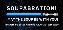 9th Annual Soupabration! with theme: May the Soup be with You - Uploaded by Teri Bayus 1