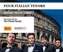Four Italian Tenors - Uploaded by dave 1