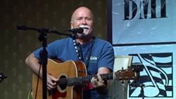 Warren Sellers live at Morro Bay Wine Seller on September 23 - Uploaded by Kathryn Raine