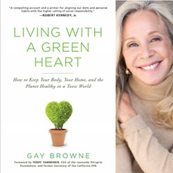 Living With a Green Heart - Uploaded by Kathy Mullins
