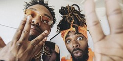 Earthgang - Uploaded by Connor Keith