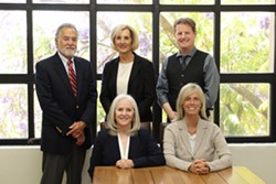 Some of the professionals at the SLO Collaborative Divorce Group - Uploaded by Holly Padove 1
