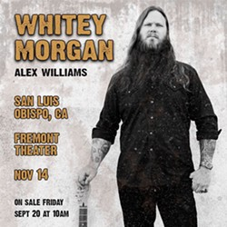 Whitey Morgan - Uploaded by Connor Keith