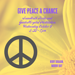 Celebrate John Lennon's Birthday with a sound bath, crystals and Reiki. - Uploaded by mrs.vino 1