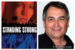 Standing Strong by Gary Robinson - Uploaded by Kathy Mullins