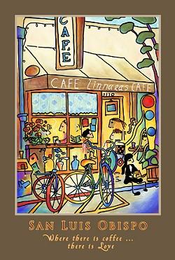 Linnaea's Cafe - Uploaded by linnaeascafeslo 4