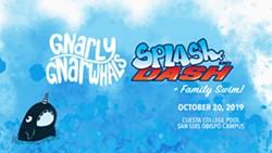Gnarly Gnarwhals Splash & Dash - Uploaded by Sarah Hawkins