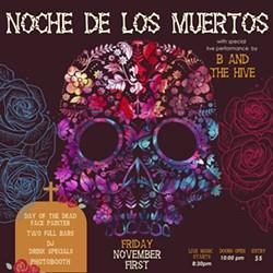 Noche De Los Muertos - Uploaded by Isabella Curtoni