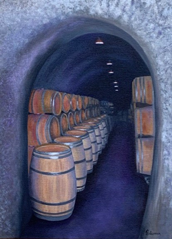 Wine Cellar - Uploaded by cambria library