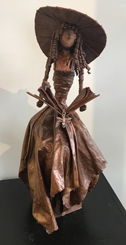 Sculpture by Deborah Wogan - Uploaded by Rosemary Bauer