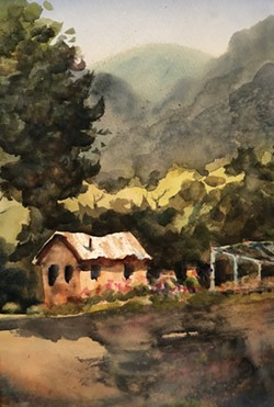 """""""See Canyon"""" by Michael Grahek - Uploaded by Mari O'Brien"""