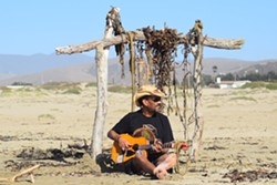 The Hopi Blues Band live at Morro Bay Wine Seller - Uploaded by Kathryn Raine