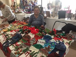 Hand -crafted items for the holidays - Uploaded by michele wright