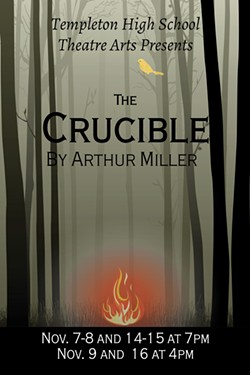 Templeton HS Theater Arts presents The Crucible - Uploaded by THS Drama Boosters