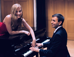 Vieness Piano Duo - Uploaded by Molly Gerald