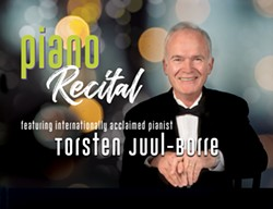 Torsten Juul-Borre Piano Recital and Student Spotlight - Uploaded by Robin Smith