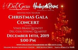 Christmas Gala Concert - December 14th - Uploaded by Devorah Sklar