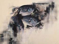 Brushstrokes artist - Uploaded by Sheri Parisian