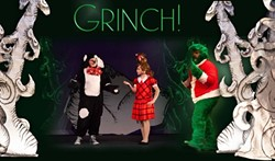 Max, Cindy Lou Who & The Grinch - Uploaded by Simon Lowrie