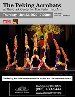 Peking Acrobats Poster - Uploaded by dave 1