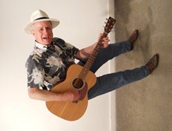 Songwriters at Play Features John Roy Zat & Zoe FitzGerald Cater at Sculpterra - Uploaded by Kathryn Raine