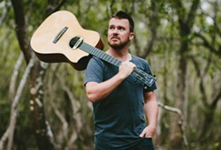 Songwriters at Play features Van Larkins at Sculpterra Winery - Uploaded by Kathryn Raine