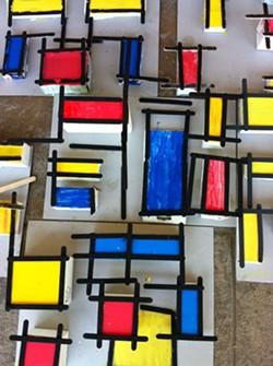 Piet Mondrian - Uploaded by Robin Bradley