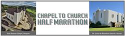Chapel to Church Half Marathon Run/Walk - Uploaded by Shannon K